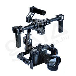 3-Axis Brushless Gimbal Kamera Stabilizátor #BGS-3