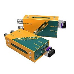 AVMatrix FE1121 3G-SDI Fiber Optic Extender KAVMatrix FE1121 3G-SDI Fiber Optic Extender Kit - bővebben