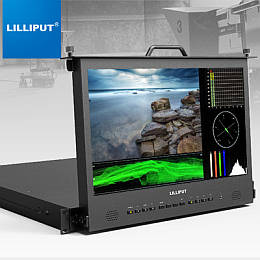 "Lilliput RM-1730S 17,3""-os Rack Monitor"