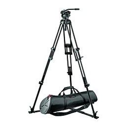 Manfrotto 501HDV/525PKIT  Pro Video Tripod Kit - larger image