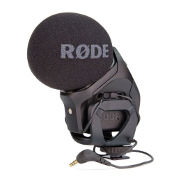 Rode Stereo VideoMic Pro  - more info