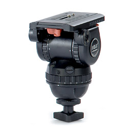 Secced Video 20/100VP High-end Fluid Head for video tripods with 100 mm bowl - larger image